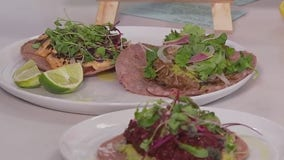 Black bean dip recipe from FOX 7 Austin's Tierra Neubaum featuring Nixta Taqueria