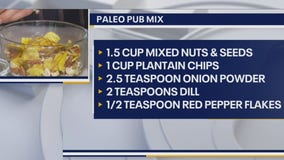 Good Day Cooks: Homemade paleo pub mix