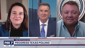FOX 7 Discussion: Progress Texas poll on 2020 race