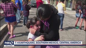 Powerful quake shakes Mexico, at least two dead
