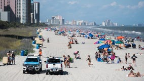 If you've been to a South Carolina beach, health officials say you should get tested for COVID-19