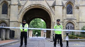 UK police: Park stabbing that killed 3 was a terror attack