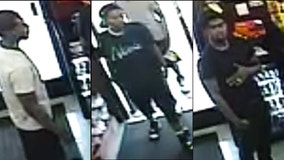 Round Rock police looking for three robbery suspects
