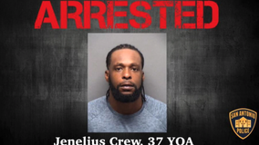 Man suspected of shooting eight victims in San Antonio arrested in Florida