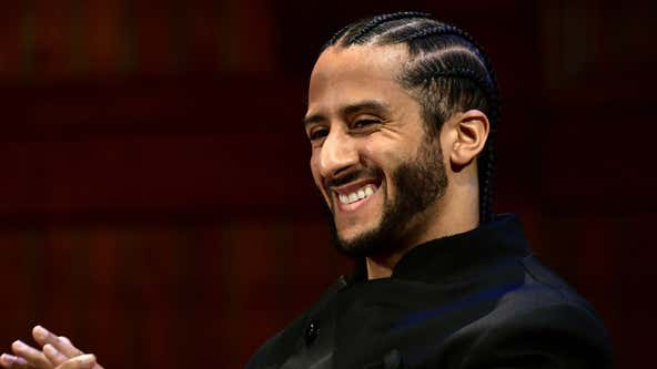 Colin Kaepernick's life story is coming to Netflix