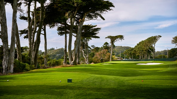 PGA Championship kicks off in San Francisco with no spectators