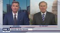 FOX 7 Discussion: Gov Abbott on schools, masks and COVID-19