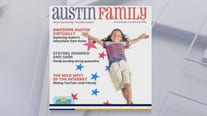 Austin Family: Exploring from home