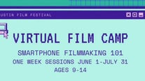 Austin Film Festival goes 'virtual' for summer camp