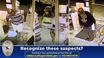 Pflugerville police asking for help identifying three involved in liquor store burglary