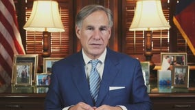 Gov. Abbott issues executive order requiring face masks in counties with 20 or more COVID-19 cases