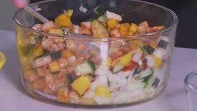Morelian-style gaspacho recipe from FOX 7 Austin's Tierra Neubaum
