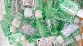 Hazardous hand sanitizer being sold at U.S. stores, FDA warns