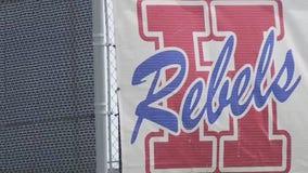 Hays High School considering retiring school mascot