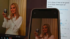 Ivanka Trump defends Goya post that watchdogs call unethical