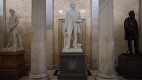 House votes to remove Confederate statues from Capitol