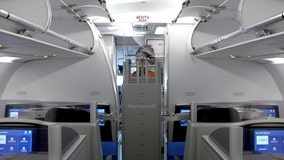 JetBlue deploys ultraviolet cleaning robot for airplanes in fight against COVID-19