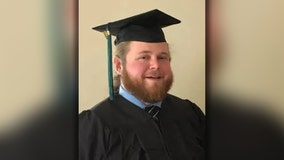 Students inspire school bus driver to earn his college degree