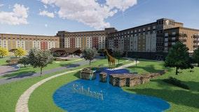 Kalahari Resorts to open America's largest indoor waterpark in Round Rock