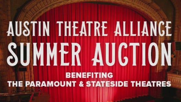 Austin Theatre Alliance Summer Auction