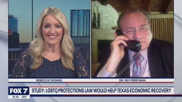 FOX 7 Discussion: Study shows LGBTQ-inclusive non-discrimination law would help Texas economic recovery