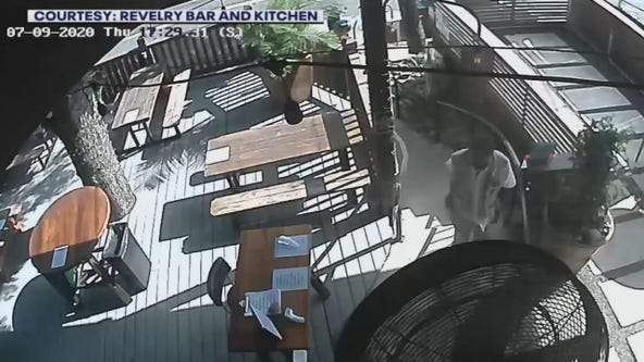 East Austin bar says it was vandalized, then customer was hit by homeless man with a rock