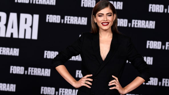 Valentina Sampaio becomes first transgender model to appear in Sports Illustrated Swimsuit issue