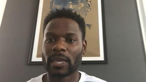 Former soccer star Maurice Edu speaks on race and representation as MLS returns amid nation's reckoning