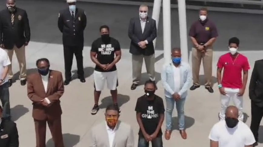 Austin's black leaders team with musician SaulPaul for 'Masks On' campaign