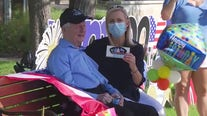USAF veteran turns 100