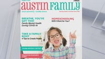 Austin Family: Space at home for remote learning