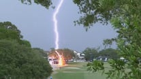 Fredericksburg man struck by lightning travels the country to talk about lightning safety