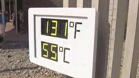 Meteorologists working to confirm 130-degree Death Valley temp