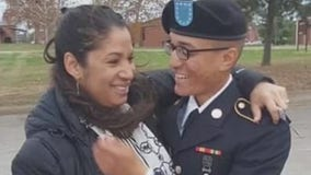 Mother of missing Fort Hood soldier pleads for the public's help to find him