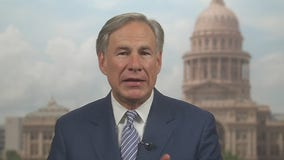 Gov. Abbott on proposed legislation against cities who defund their police departments