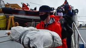 Coast Guard seized $26 million in cocaine, marijuana