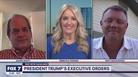 FOX 7 Discussion: President Trump's executive orders