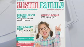 Austin Family: Getting back into school mode