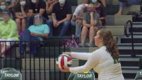 Taylor takes on Giddings in first UIL volleyball matches of the season
