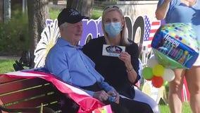 Austin U.S. Air Force veteran celebrates 100th birthday