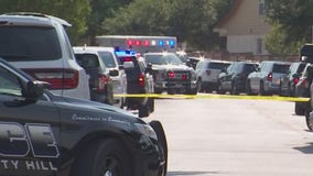 Suspect surrenders after 3 officers hurt in Cedar Park shootout