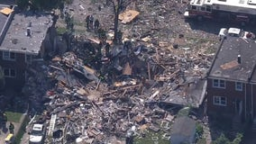 Second Baltimore explosion victim found overnight, officials say