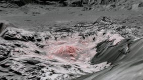 Dwarf planet Ceres is a 'water-rich world' with sea beneath its surface, NASA images show