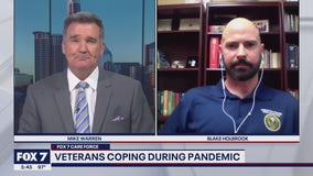 FOX 7 Care Force: COVID-19's impact on veterans with PTSD