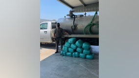 350 lbs of marijuana seized from septic truck in Fayette County
