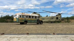 'Into the Wild' bus likely lands a home at Fairbanks museum