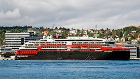 A cruise line started sailing again and passengers started getting coronavirus