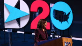 DNC Day 3: Barack Obama, Hillary Clinton urge Americans to vote as Kamala Harris accepts VP nomination