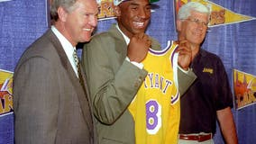 In Remembrance: A look back on Kobe Bryant's career highlights