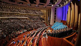 Mormon choir Christmas concert canceled due to COVID-19 pandemic, first time in event's history